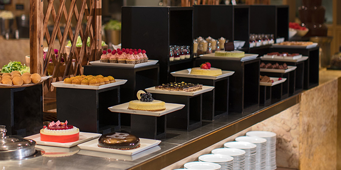 Dessert, Cafe Renaissance, Wan Chai, Hong Kong