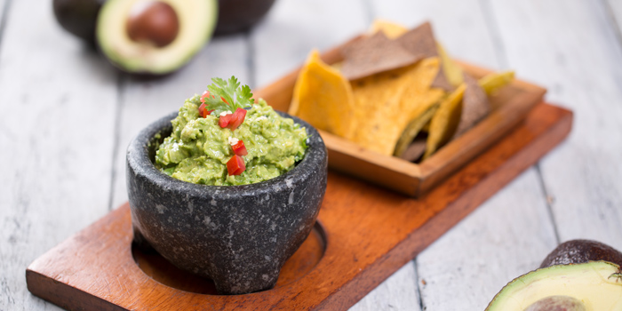 Table Side Guacamole from Mexicano at 1st Floor, Rembrandt Hotel 19 Sukhumvit Soi 18 Sukhumvit rd, Klong Toei Bangkok