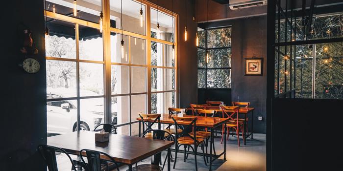 Interior 3 at Grind & Brew, Green Lake City