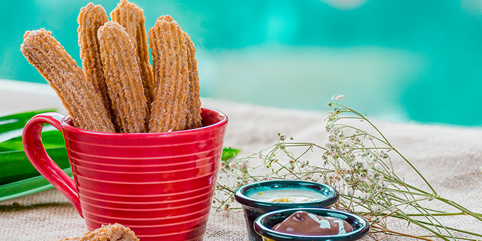 Churros from GRUB Burger + Noodle Bar (Balestier) at HomeTeamNS-JOM in Balestier, Singapore