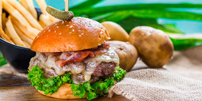 GRUB Burger + Noodle Bar (Balestier)