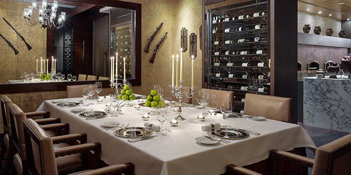 Dining Area, Hugo