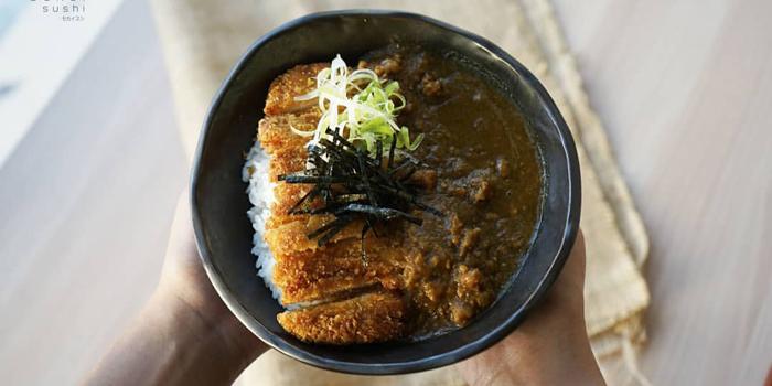 Dish 3 at Sekai Sushi, Pluit