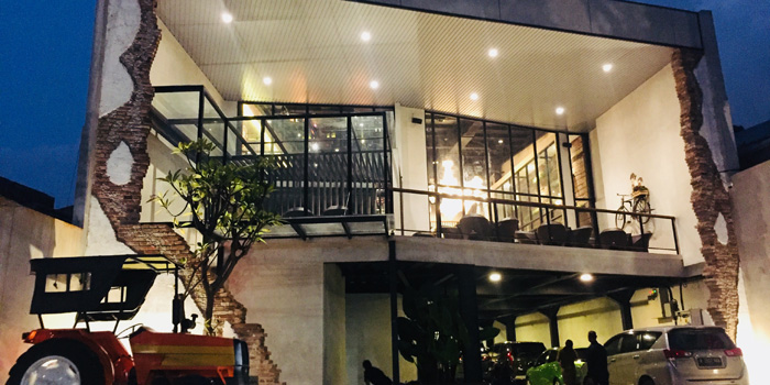 Exterior at The Cutt Grill House, Tebet