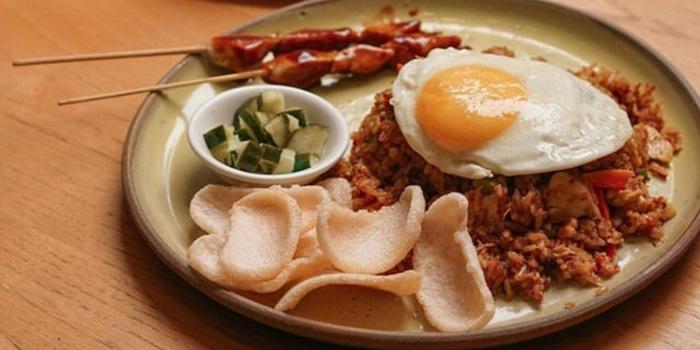 Dish 1 at Monkey Tail Cafe, PIK