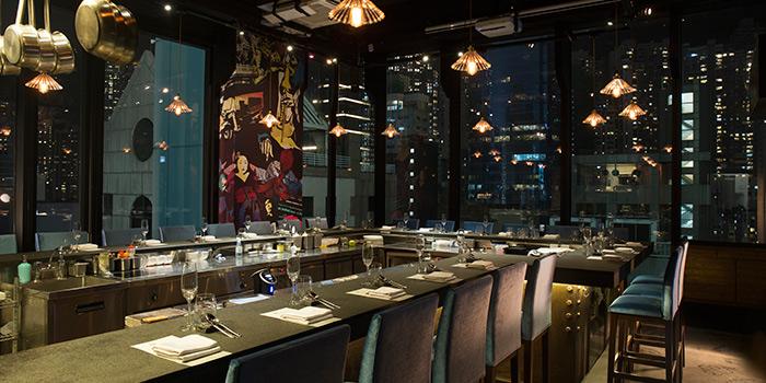 Interior, Mic Kitchen, Central, Hong Kong
