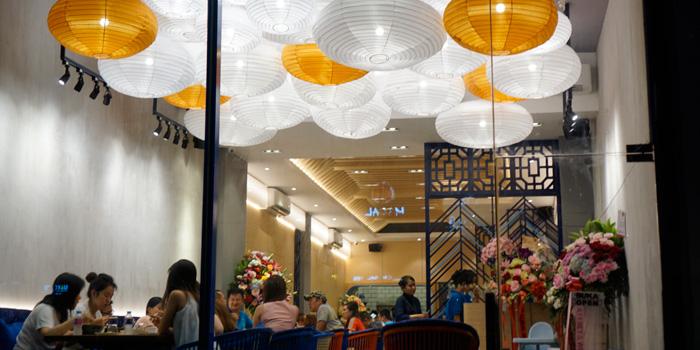 Interior at Wan Treasures, Jakarta
