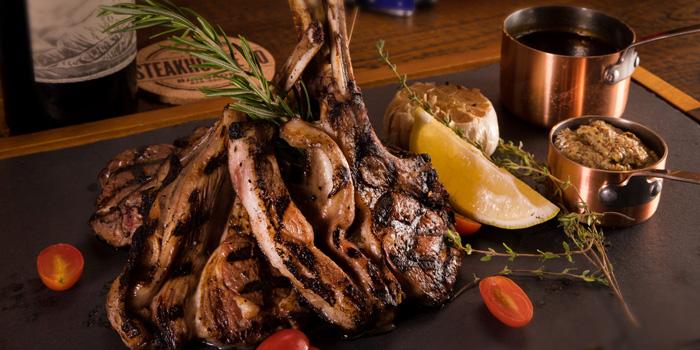Lamb Shank from The Steakhouse & Co. at 9/8 Patpong Soi 2 Silom, Bang Rak Bangkok