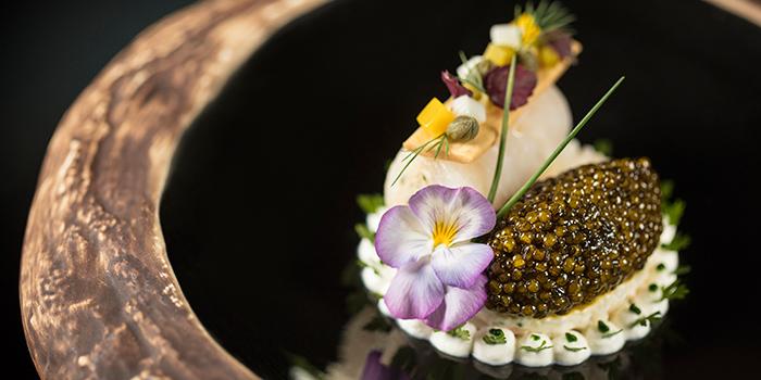 Le caviar Kristal, The Tasting Room, Coloane-Taipa, Macau