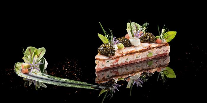 Le homard bleu de Bretagne, The Tasting Room, Coloane-Taipa, Macau