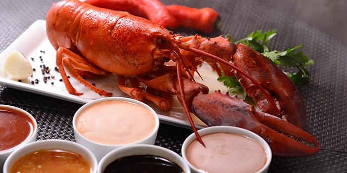 Lobster, Cafe Renaissance, Wan Chai, Hong Kong