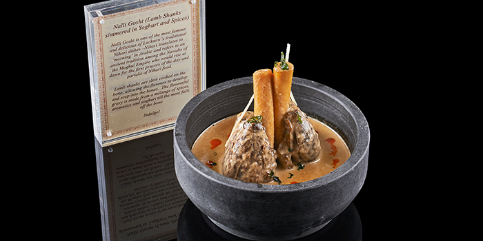 Lucknow Lamb Shank from The Song of India in Newton, Singapore