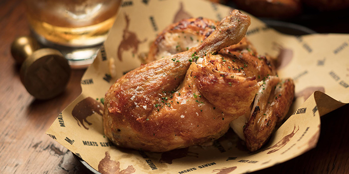 Rotisserie Chicken, MEATS, Central, Hong Kong