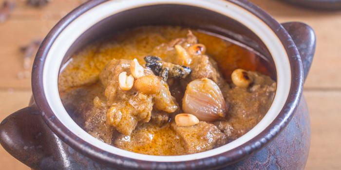 Massaman Beef Cheek from Siam Tea Room at G/F, Bangkok Marriott Marquis Queen