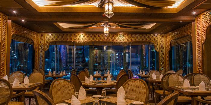 Nabah Overview of Nabah Grill & Sky Lounge at Solitaire Hotel Bangkok (Rooftop 16th Floor) 75/23 Sukhumvit Soi 13 Klongtoey-Nua Bangkok