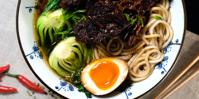 Taiwanese Beef Noodles, 4FUN by Check-In Taipei, Central, Hong Kong