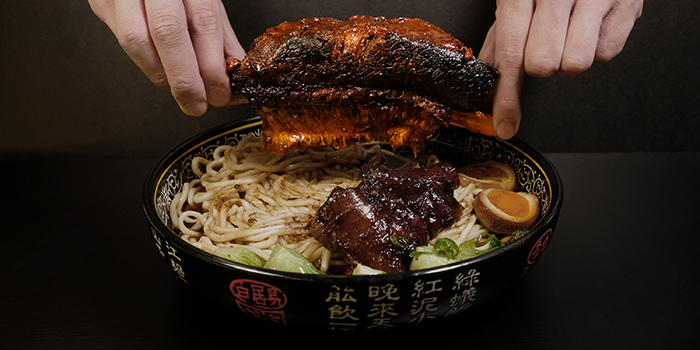 Short Rib Noodles, 4FUN by Check-In Taipei, Central, Hong Kong