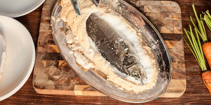 Salt Baked Fish, Pirata, Wan Chai, Hong Kong