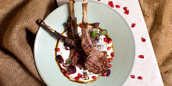 Lamb Rack, BEDU, Central, Hong Kong