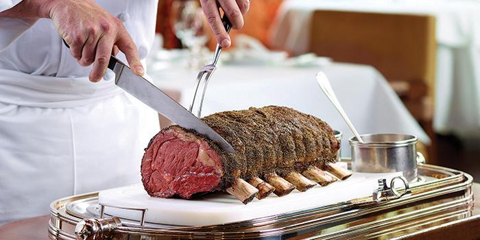Roast US Rib of Beef, Hugo