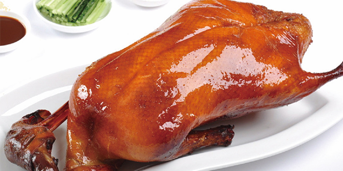 Beijing Roast Duck from Blue Pier at East Coast Seafood Centre in East Coast, Singapore
