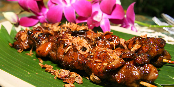 Sate Madura from Cumi Bali in Tanjong Pagar, Singapore
