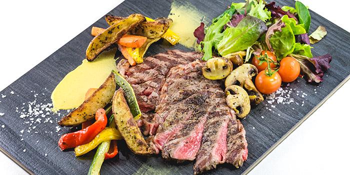Etna Ribeye from Etna Italian Restaurant (Duxton) in Duxton, Singapore