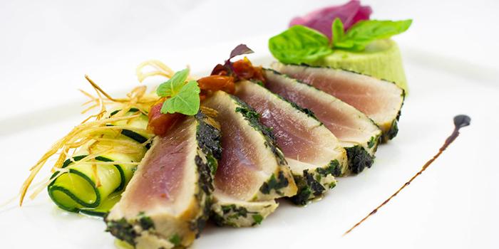 Tuna Loin from Etna Italian Restaurant (Duxton) in Duxton, Singapore