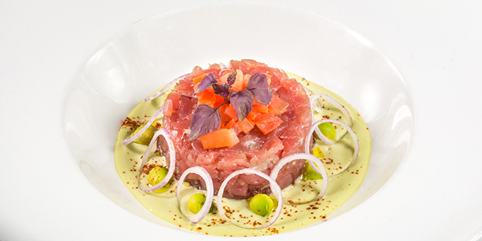 Tuna Tartare from Etna Italian Restaurant (Duxton) in Duxton, Singapore