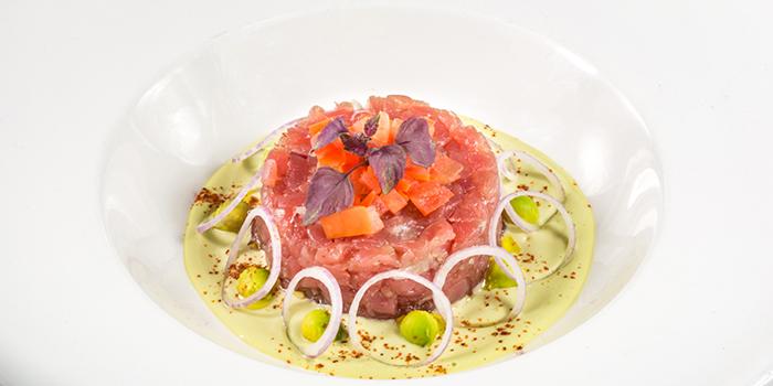 Tuna Tartare from Etna Italian Restaurant (Duxton) in Duxton, Singapore