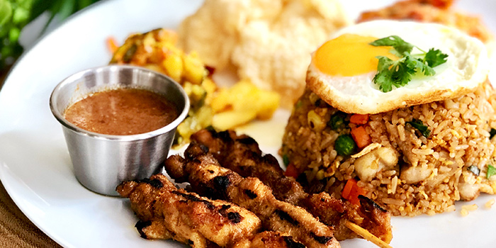 Nasi Goreng Istemewa from Hej Kitchen & Bar at Peranakan Place in Orchard, Singapore