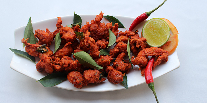 Chicken 65 from Indian House (49 Boat Quay) in Boat Quay, Singapore