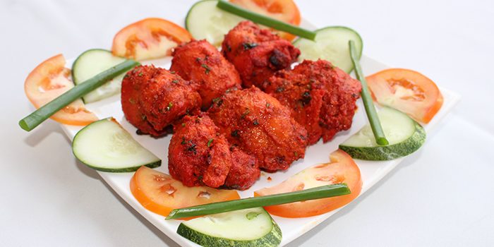 Chicken Tikka from Indian House (49 Boat Quay) in Boat Quay, Singapore
