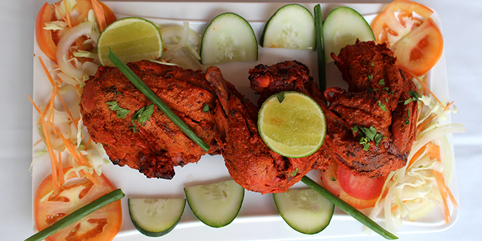 Tandoori Chicken from Indian House (49 Boat Quay) in Boat Quay, Singapore