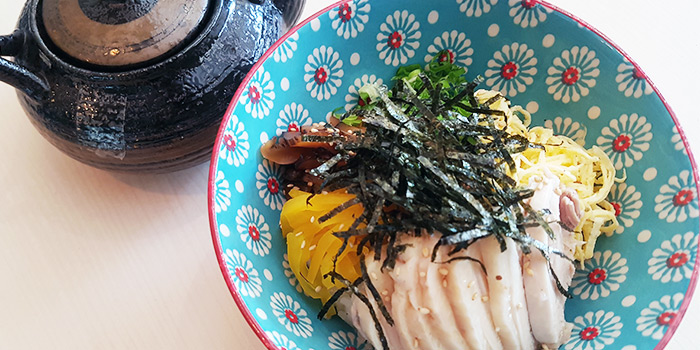 Amami Chicken Rice from SG Taps in Duxton, Singapore