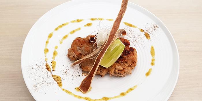 Sake Kasu Miso Chicken from SG Taps in Duxton, Singapore