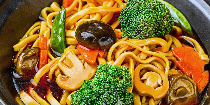Hokkien Noodles from Wok Master (Changi City Point) in Changi, Singapore