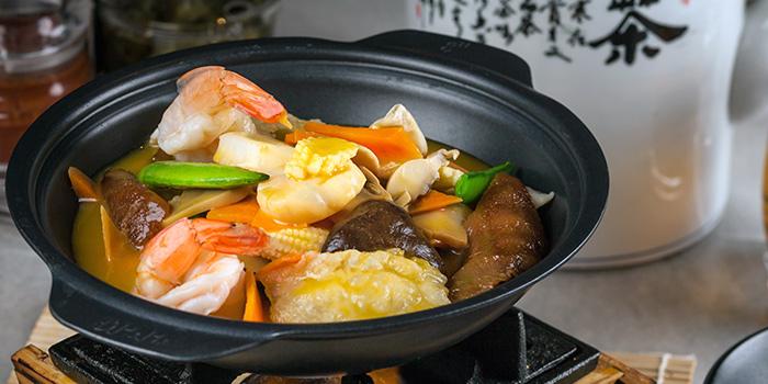 Premium Claypot from Wok Master (Changi City Point) in Changi, Singapore