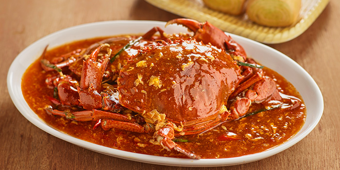 Chilli Crab from Yassin Kampung (Clementi) in Clementi, Singapore
