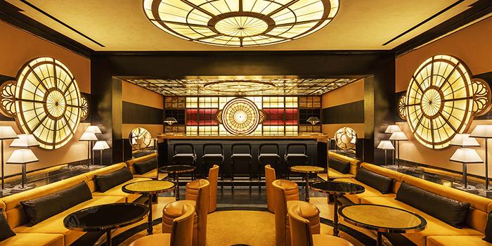 Bar Area of Yellow Pot Restaurant and Bar in Duxton, Singapore