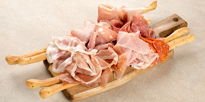 Assorted Cold Cuts from iO Italian Osteria Singapore at HillV2 in Bukit Timah, Singapore