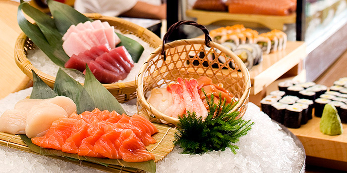 Sashimi Counter, Cafe, Tsim Sha Tsui, Hong Kong
