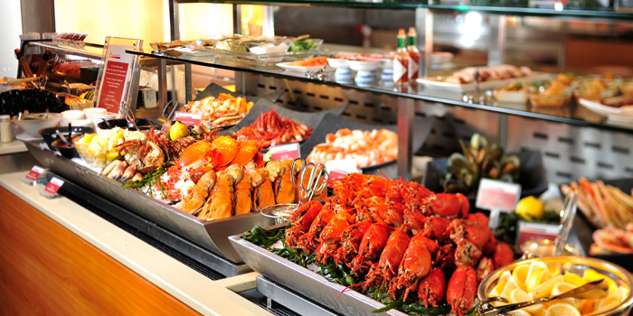 Seafood Section, Harbourside, Tsim Sha Tsui, Hong Kong