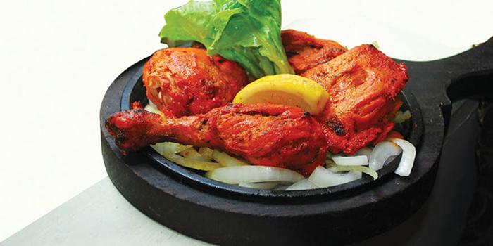 Tandoori Chicken, Central Indian Restaurant, Sheung Wan, Hong Kong