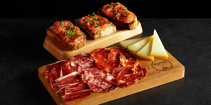 Tabla de Embutidos from Tapas Club (VivoCity) at VivoCity in Harbourfront, Singapore