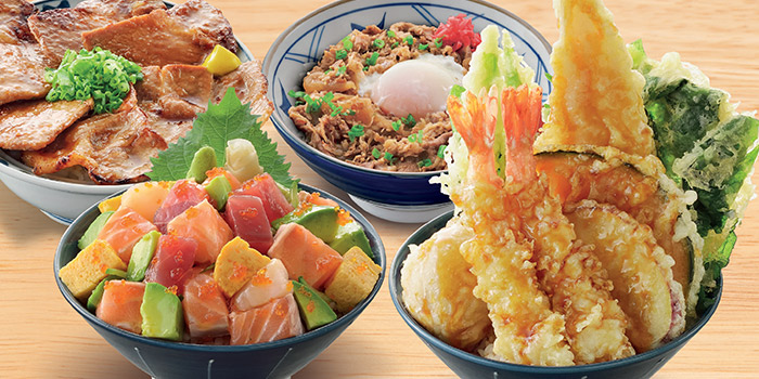 Rice Bowls from Watami (City Square Mall) in Little India, Singapore
