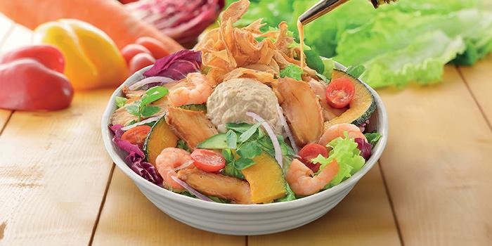 Watami Salad from Watami (The Star Vista) in Buona Vista, Singapore