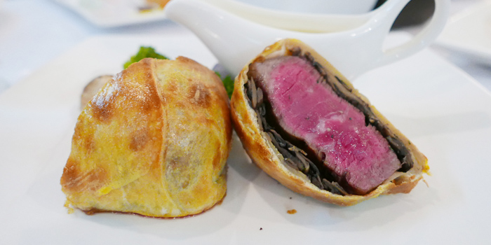 Beef Wellington from JP French Restaurant at 59/1 Sukhumvit Rd., Soi 31 (Soi Sawasdee) Wattana, Klong Toey Bangkok