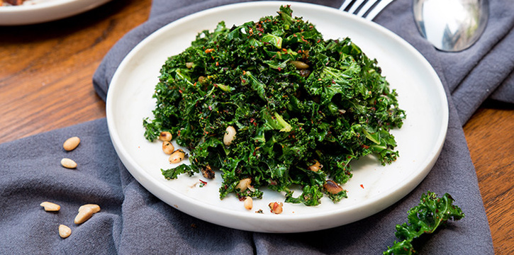 Kale Salad from Coriander Leaf @ Ann Siang in Tanjong Pagar, Singapore