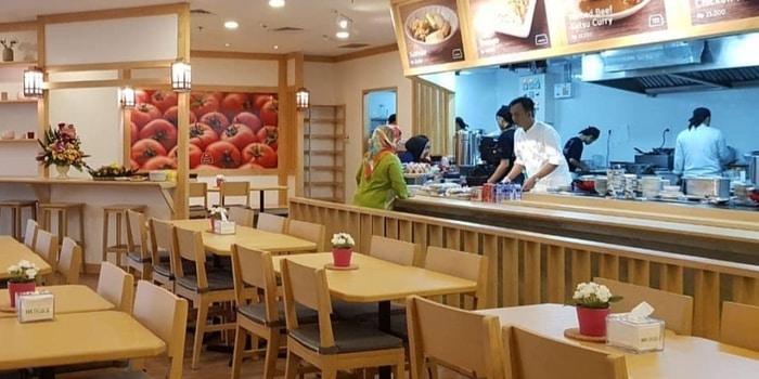 Interior 1 at ISUKA Restaurant